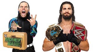 10 Leaked WWE Plans for After WrestleMania 34 - Huge Plans for Seth Rollins and Jeff Hardy
