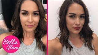 VERY HOT LIPS for the Fall | BellaGlam featuring Brie Bella and Honey B Eileen