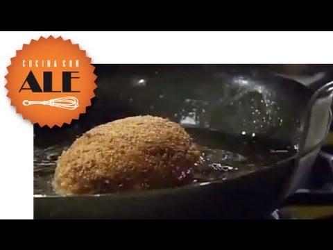 Cucina con Ale - Supplì di riso al telefono - Ricetta