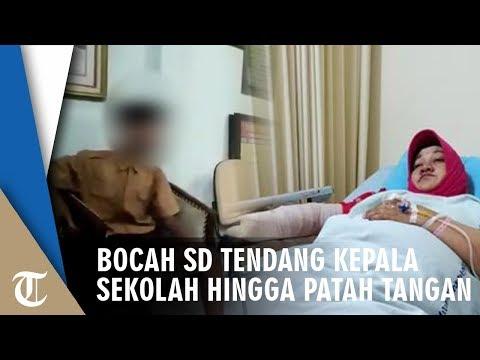 Xxx Mp4 Video Viral Bocah SD Di Surabaya Tendang Kepala Sekolah Hingga Tangan Patah Ternyata Ini Faktanya 3gp Sex