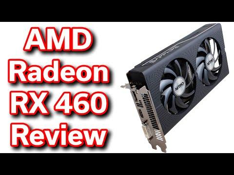 AMD Radeon RX 460 - Best Graphics Card under $150! - Sapphire Nitro 4GB