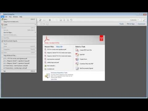 how to convert pdf to word using Adobe Acrobat Pro
