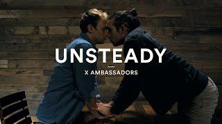 X Ambassadors - UNSTEADY | Official Dance Video #LoveisLove
