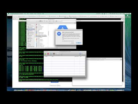 Tutorial 11 : Cloud Backends with Google App Engine : Part 6