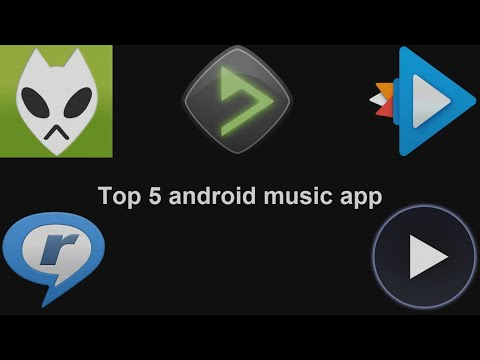 Top 5 Alternatives to iTunes Music Apps/Apple Music on Android