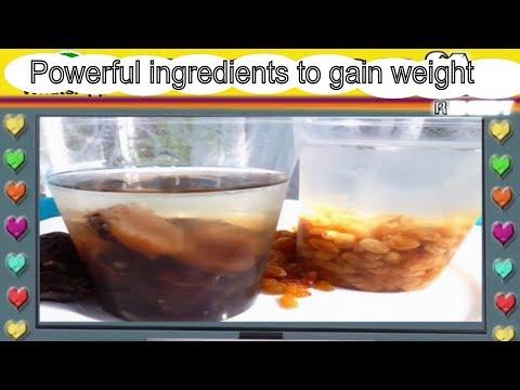 Gain Weight Tips || Weight Gain 2kg In One Week || Increase Weight In Urdu | Hindi