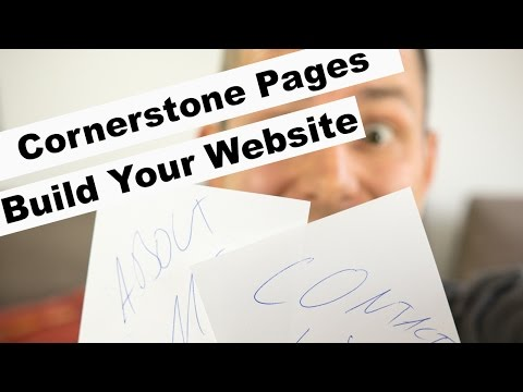 Cornerstone the X Theme Page Editor and How to Build a WordPress Page