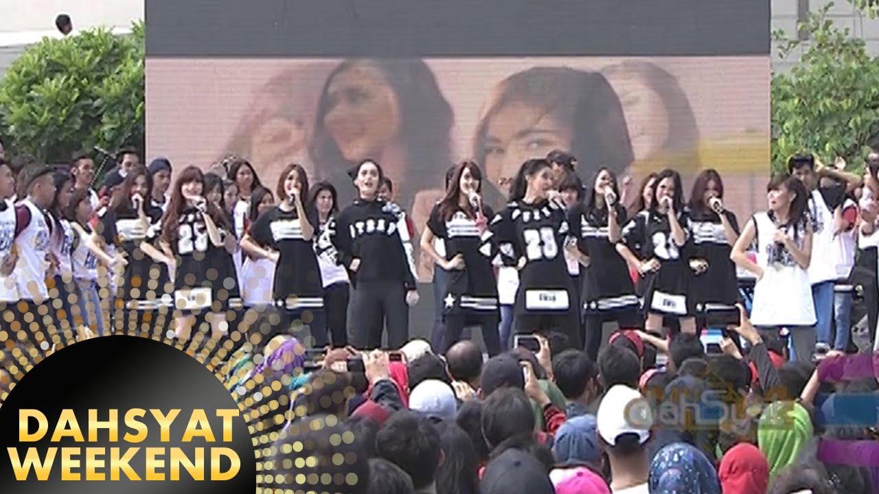 Lagu baru Cherrybelle feat Adila 'A am Super Swag' [Dahsyat] [13 des 2015]