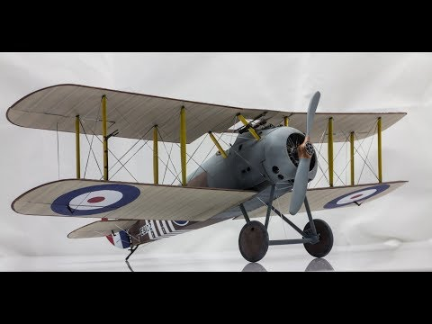 1:32 Wingnut Wings Sopwith Snipe | Step by Step Scale Model Aircraft Build