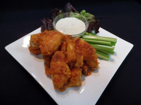 Buffalo Wings - Whole Apron Recipe
