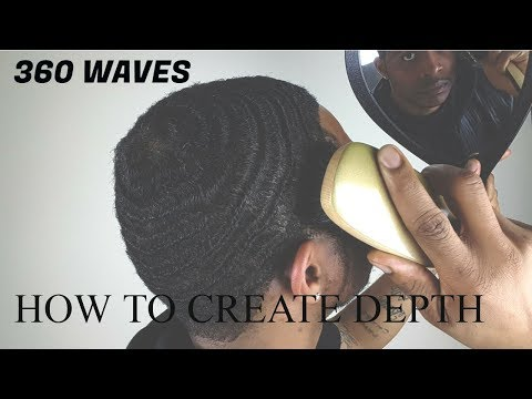 HOW TO CREATE DEPTH WITHIN YOUR 360 WAVES