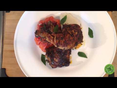 African Caribbean Jerk Chicken...