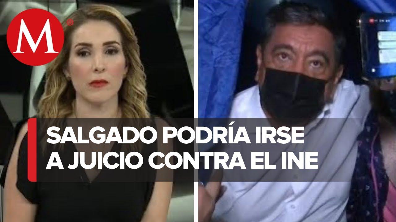 """Félix Salgado: no hay razón para que me quiten candidatura; """"confío en TEPJF"""""""