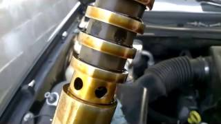Camshaft and transmission solenoid testing and repair