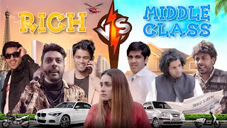 Rich Vs Middle Class | Valentine's Day Funny Video | RealHit