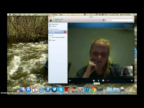 How to Video Conference Using Skype