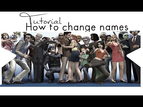 ♦ Sims 2 Tutorial: How to change your sims name