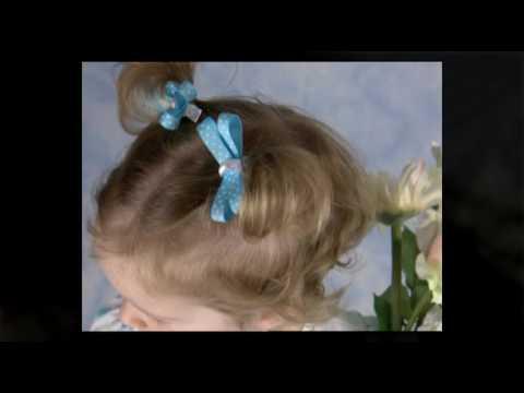 Custom Baby Hair Bows
