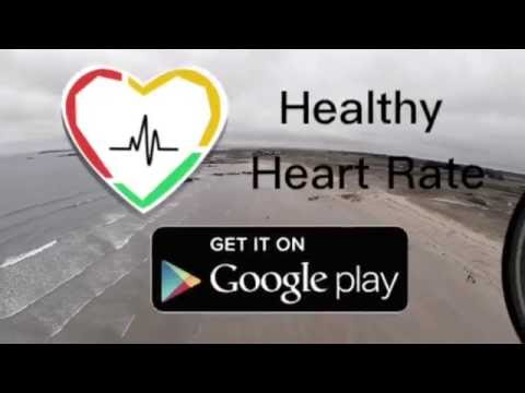 Healthy Heart Rate - Android App