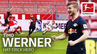 Werner's 6 Goals - Leipzig's Super Striker Scores Another Hat-Trick