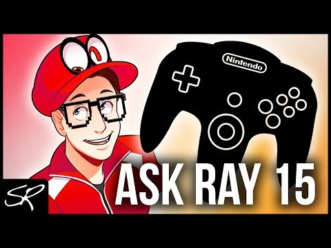 My FAVORITE Video Game of All Time! | Ask Ray Anything #15