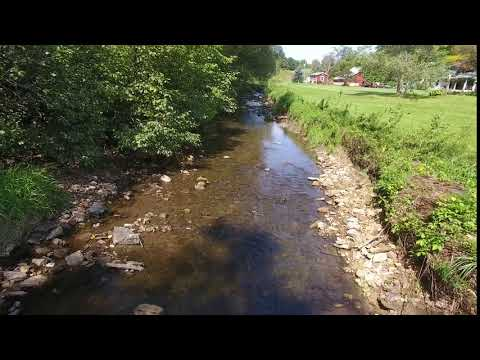 4BR 3BA home on 36.5 Acres for sale WI - organic veggie farm - video 2