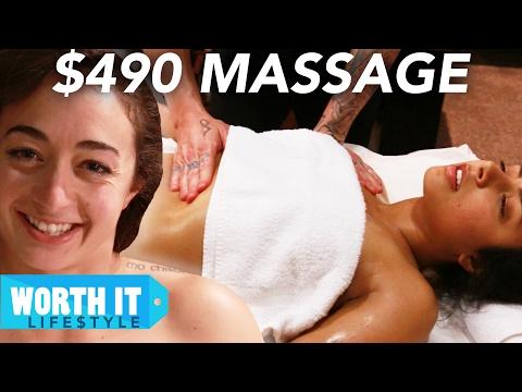 $39 Massage Vs. $490 Massage
