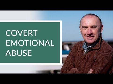 Covert Emotional Abuse