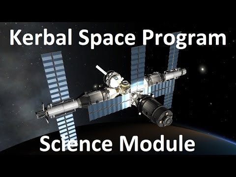 Kerbal Space Program - Science Module - Download
