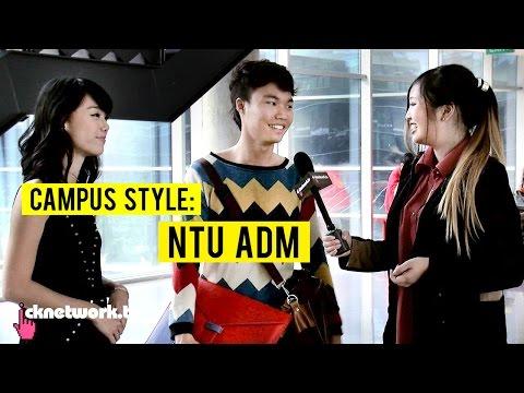 Campus Style (NTU ADM) - That F Word: EP5