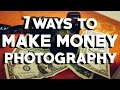 7 WAYS TO MAKE MONEY FROM PHOTOGRAPHY : : Earn Money from Your Photos  MP3