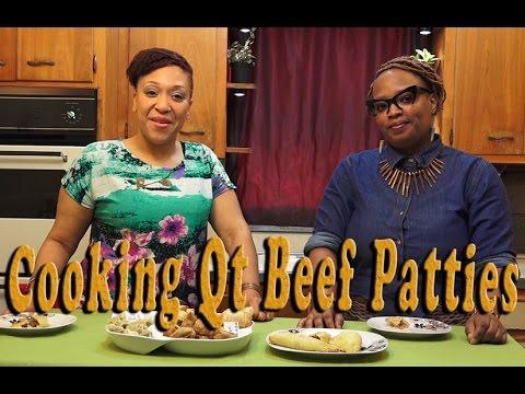 Cooking QT Beef Patties