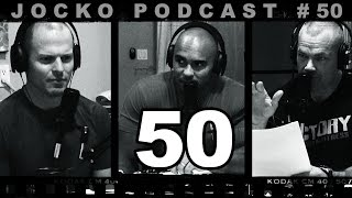 Jocko Podcast 50 w/ Tim Ferriss: Darkness & How to Stay on the Path