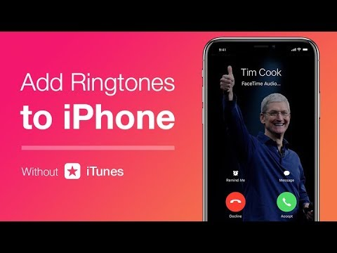 How to Add Ringtone to iPhone without iTunes
