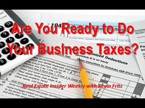 How to Get the Most of Your Tax Return for Realtors!