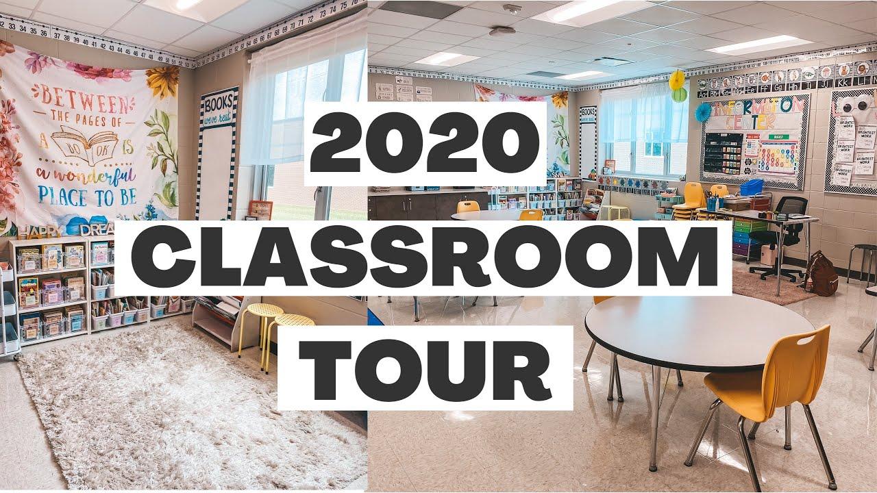 CLASSROOM TOUR | FIRST YEAR TEACHER | 2ND GRADE