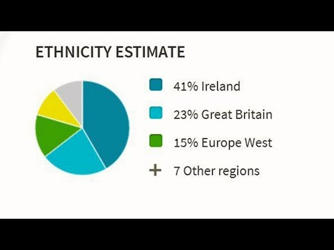 Family tree: New DNA test provides detailed ethnicity