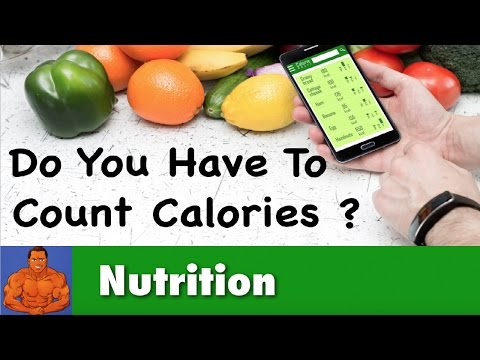 Do You Have To Count Your Macros & Calories?