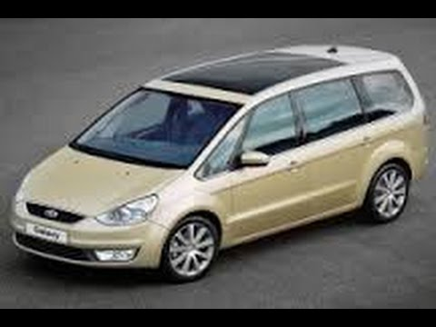 Serpentine Drive Belt Replacement on Ford Galaxy DIY