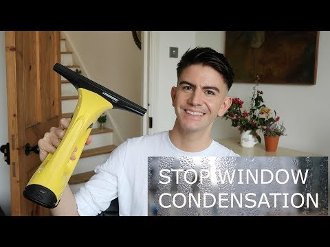 HOW TO STOP CONDENSATION ON WINDOWS | Stop condensation in winter on windows