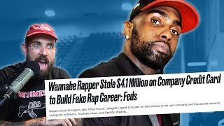 The Rapper who faked EVERYTHING - $4,000,000 FRAUD