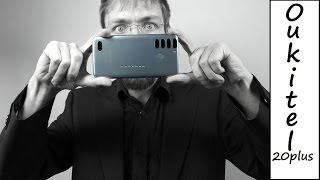 Oukitel  U20 Plus - Viel Kamera für 100€ - LTE/FULLHD/2GB/16GB - Review - Deutsch