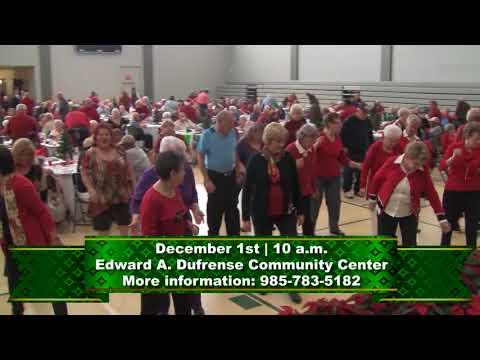 PROMO: Senior Christmas Luncheon 2017