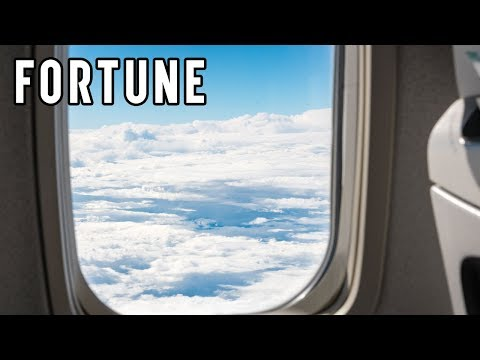 Longest Nonstop Flight to or from the United States I Fortune