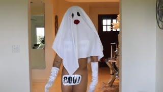 DIY Sexy Ghost - Spooky