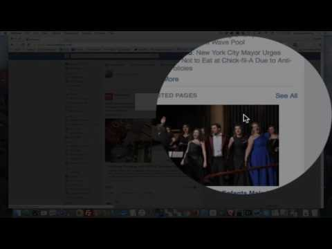How To Select NewsFeed Sources On Facebook