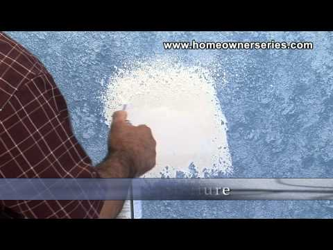 How to Fix Drywall - Can Spray - Materials - Drywall Repair