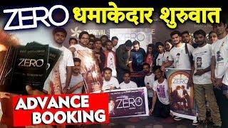 ZERO के Advance Booking धमाका | Shahrukh Fan का Celebration | Katrina, Anushka