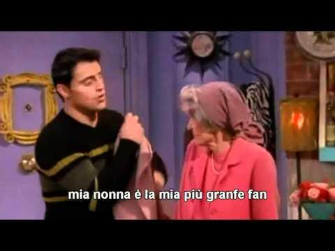 friends - everybody speak italian