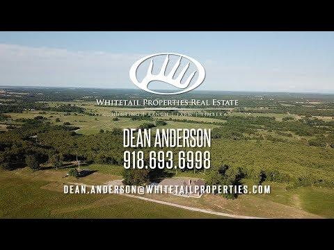 Lamar Mountain Ranch - Hughes Co OK 436 acres